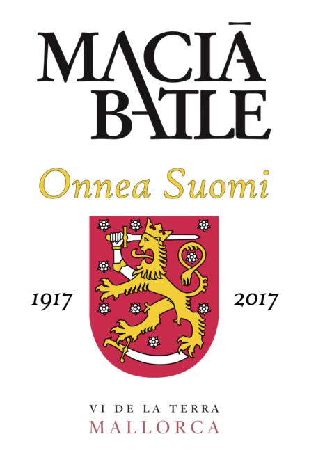 Onnea Suomi 1917-2017